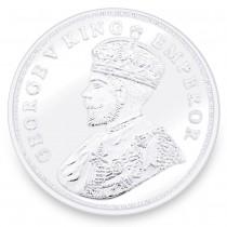 999 Silver Gorge V King Emperor 5 Gram Coin JOCCOIN-K5G