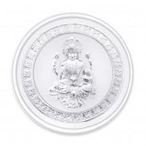 999 Silver Lakshmiji 5 Gram Coin JOCCOIN-LX5G