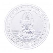 999 Silver Lakshmiji 10 Gram Coin JOCCOIN-LXS10G