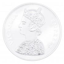 999 Silver Victoria Empress 5 Gram Coin JOCCOIN-QN5G