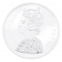 """""""Victoria Empress """" 999 Silver 20 gm Coin JOCCOIN-VS20G"""