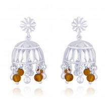 Elegant Sterling Silver Jhumki 925 Sterling Silver Earring JOCER2101S