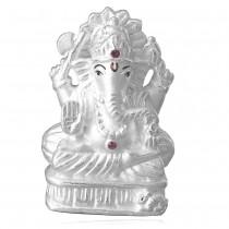 999 Silver Lord Ganeshji Idol JOCGI1231F