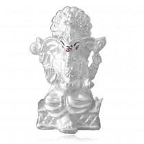 999 Silver Shree Ganeshji Idol JOCGI1235F