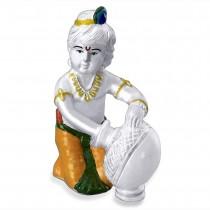 999 Silver Shree Ladoo Gopala Idol JOCGI1251EN