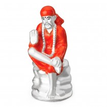 999 Saibaba Idol with Orange Color Enamel JOCGI1269EN