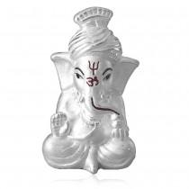 999 Silver Shree Ganesha Idol JOCGI1394F
