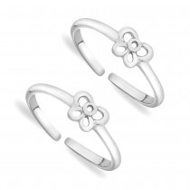 925 Sterling Silver Butterfly Toe Ring  JOCLR1064S