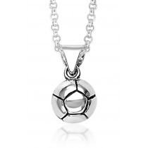 925 Sterling Silver Pendant For Unisex Silver JOCPD0256S