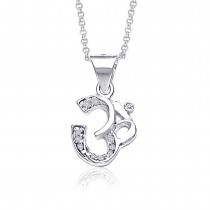 925 Sterling Silver Pendant For Unisex Silver JOCPD0637S