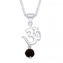 925 Sterling Silver Pendant For Unisex Silver JOCPD0852S