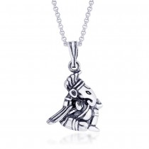 925 Sterling Silver Pendant For Unisex Silver JOCPD1025A