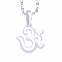 925 Sterling Silver Pendant For Unisex Silver JOCPD1055S