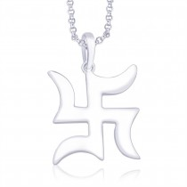 925 Sterling Silver Pendant For Unisex Silver JOCPD1221S