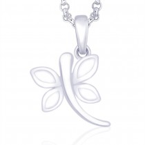 Sterling-Silver Pendant For Women Silver JOCPD1279S