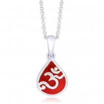 925 Sterling Silver Pendant For Unisex Silver JOCPD1434S