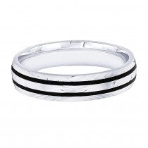 925 Sterling Silver Band Style Finger Ring For