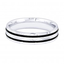 925 Sterling Silver Band Finger Ring for Men