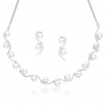 925 Sterling Silver Strand For Women Silver
