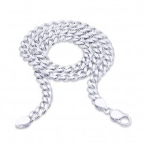 Sterling Silver Chain With Links For Men