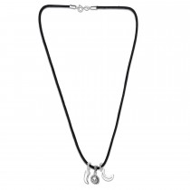 925 Sterling Silver Pendant For Girls Silver