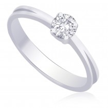 925 Sterling Silver CZ Finger Ring for women