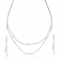 925 Sterling Silver Chain For Women Silver