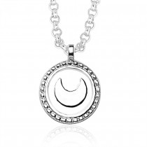 925 Sterling Silver Pendant For Unisex