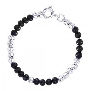 925 Sterling Silver Bracelet For Baby Girl Silver-BR1104S JOCBR1104S