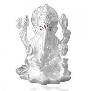 999 Silver Ganeshji Idol JOCGI1369F