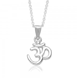 925 Sterling Silver Pendant For Unisex Silver JOCPD1054S