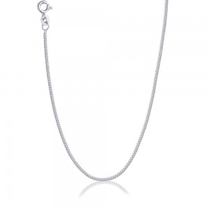 925 Sterling Silver Chain For Women Silver-ACD3516IN