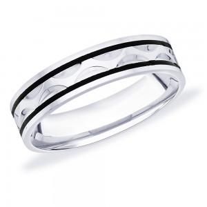 925 Sterling Silver Band Finger Ring for Men