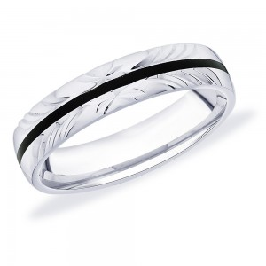 925 Sterling Silver Band Style Finger Ring For men